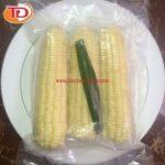 Bắp nếp trắng đông lạnh (Frozen White Corn) 06