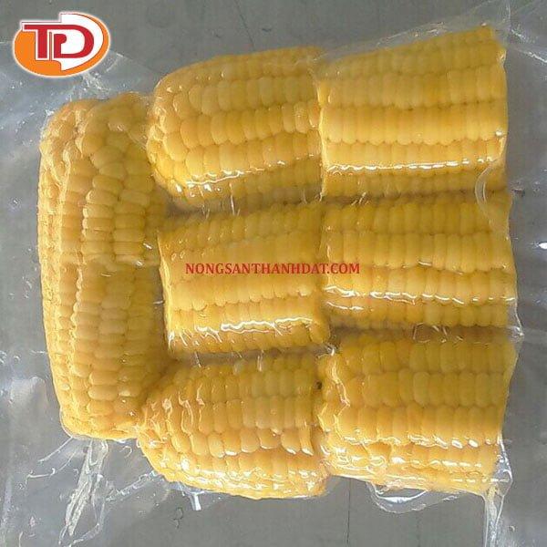 Bắp mỹ đông lạnh (Frozen Yellow Corn) 09