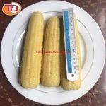 Bắp nếp trắng đông lạnh (Frozen White Corn) 02