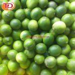 Chanh vỏ xanh đông lạnh (Frozen Green Lemon) 01