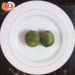 Chanh vỏ xanh đông lạnh (Frozen Green Lemon) 02