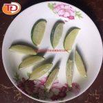 Chanh vỏ xanh đông lạnh (Frozen Green Lemon) 03