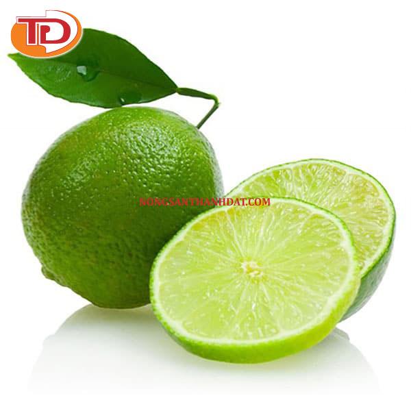 Chanh vỏ xanh đông lạnh (Frozen Green Lemon)