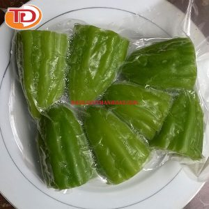 Khổ qua đông lạnh (Frozen Biitter Melon) 04