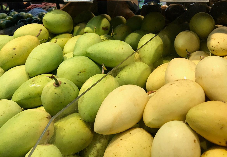 Trung Quốc là thị trường xuất khẩu xoài lớn nhất của Việt Nam. (Ảnh: Như Huỳnh).