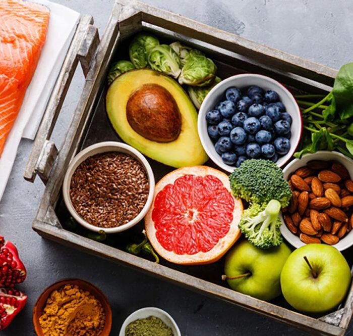 Chế độ ăn đa dạng, giàu thực vật giúp ngăn ngừa bệnh tật. Ảnh: Mindfood