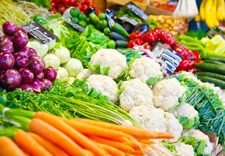 Xuất khẩu rau củ qua tăng 3 tháng liền